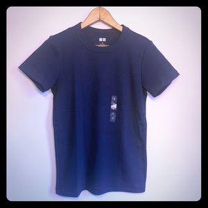 Uniqlo Small Short Sleeve T-Shirt blue